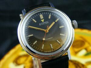 【送料無料】 腕時計 ビンテージソヴォストークvintage soviet union rare vostok 17 jewels