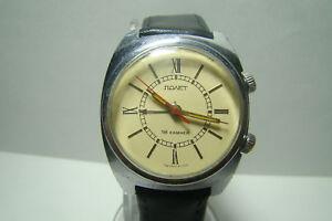 【送料無料】 腕時計 アラームロシアソpoljot alarm russian watch made in ussr
