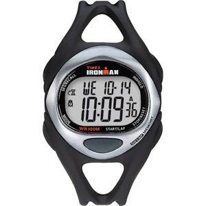 【送料無料】 腕時計 トライアスロンラップフルサイズブラックステンレス
