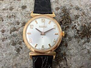 【送料無料】 腕時計 ラマスイスストラップ