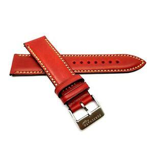 【送料無料】 腕時計 fortunato handmade vintage deep red 22x20mm italian geniuneleather strapfortunato handmade vintage deep red 22x20mm itali