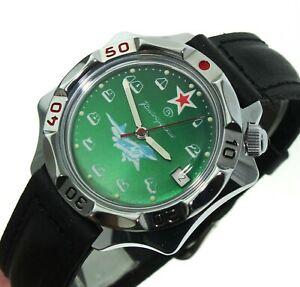 【送料無料】 腕時計 ヴォストークロシアウォッチvostok komandirskie russian watch 531124