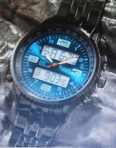 【送料無料】 腕時計 ウォッチメガクロノグラフ listingmetropolis chronograph by stauer watch mega buy its got it all save over 33