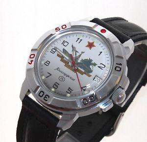 【送料無料】 腕時計 ヴォストークロシアウォッチvostok komandirskie russian watch 431823