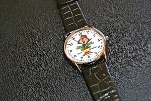 【送料無料】 腕時計 バッテリーernie keebler the elf watch battery accurate time