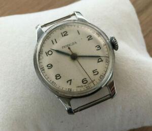 【送料無料】 腕時計 ビンテージソビエトソビエトvintage soviet ussr pobeda kirovskie wristwatch