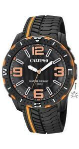 【送料無料】 腕時計 カリュプソーk5762_3オリジナルcalypso k5762_3 mens wristwatch original genuine us