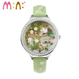 【送料無料】 腕時計 デバーラウンドプラスチックas de11810 wasserdicht 3bar alloy round montre handgemachte plastiklehm korea