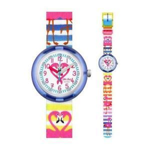 【送料無料】 腕時計 flikzfpnp029オリジナルauflik flak zfpnp029 children wristwatch original genuine au