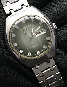 【送料無料】 腕時計 リコーヴィンテージricoh spacial vintage watch not working automatic watch 36,7mm