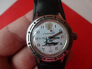 【送料無料】 腕時計 ビンテージロシアソアドミラルティウォッチvintage old russian soviet watch military wostok automatic admiralty