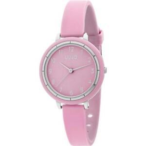 【送料無料】 腕時計 montreliu josporty tlj1262シリコーンmontre femme liu jo luxury sporty tlj1262 silicone rose