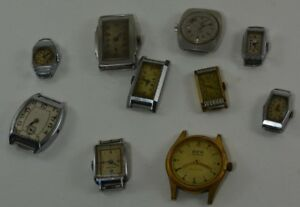 【送料無料】 腕時計 セットset of old watches zenith stem
