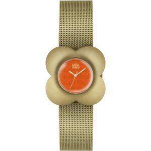 【送料無料】 腕時計 orla kielyポピーok4050oknporla kiely poppy gold plated bracelet watch ok4050oknp