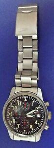 【送料無料】 腕時計 ウォッチクオーツ king cronograph スタンプバッテリー1 916in watch quartz king cronograph dater 1 916in  battery