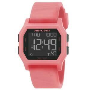 【送料無料】 腕時計 rip curl watch sonic digital peach a2729gシリコーンwomensサーフrrp14999rip curl watch sonic digital peach a2729g silicone womens s