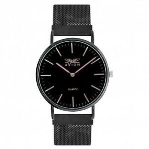 【送料無料】 腕時計 マンスチールブラックav1804gt