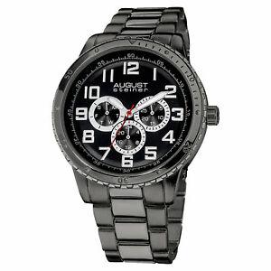 【送料無料】 腕時計 8シュタイナーas8060bkクオーツ