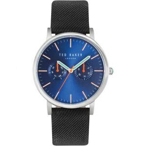 【送料無料】 腕時計 テッドベイカーヘントウォッチ te10031496tbnpted baker gents brit watch te10031496tbnp