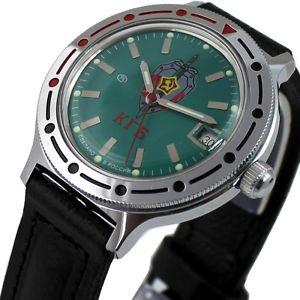 【送料無料】 腕時計 ヴォストークメンズロシアウォッチ#vostok mens military automatic wristwatch russia watch kgb 921945*