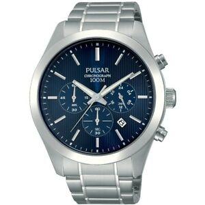 【送料無料】 腕時計 パルサートイレクロノグラフpt3655x1pnppulsar gents chronograph bracelet watch pt3655x1pnp