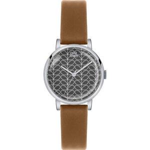 【送料無料】 腕時計 レディースストラップorla kiely patricia ladies leather strap watch ok2031oknp