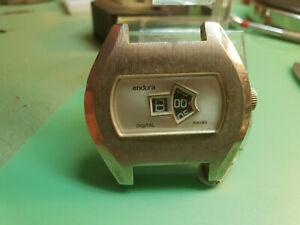 【送料無料】 腕時計 enduraアナログデジタルendura analogue digital watch