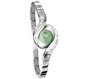 【送料無料】 腕時計 seksyステンレス4881snpseksy ladies stainless steel bracelet watch 4881snp