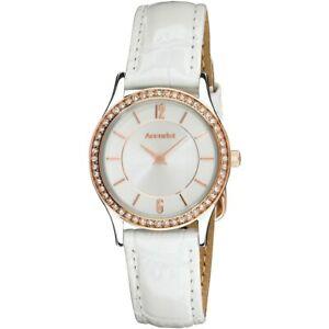 【送料無料】 腕時計 accuristウォッチls648accurist ladies crystal set watch ls648