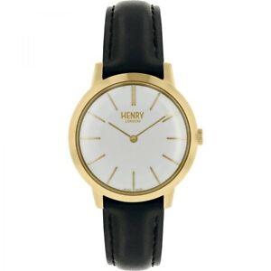 【送料無料】 腕時計 ヘンリーロンドンhl34s0214hlnphenry london ladies gold plated watch hl34s0214hlnp