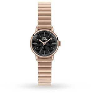 【送料無料】 腕時計 orla kielyフランキーok4012oknporla kiely frankie ladies rose gold plated bracelet watch ok4012oknp