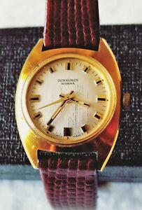 【送料無料】 腕時計 ビンテージレディースマニュアルゴールドdunklings rivana vintage womens manual wind gold 25 mm wrist watch