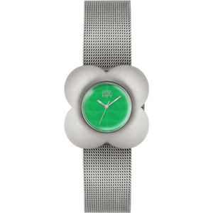 【送料無料】 腕時計 orla kielyポピーメッシュok4051oknporla kiely ladies poppy mesh bracelet watch ok4051oknp