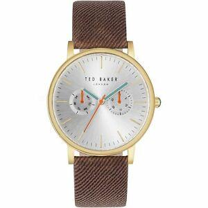 【送料無料】 腕時計 テッドベイカーヘントウォッチ te10031497tbnpted baker gents brit watch te10031497tbnp