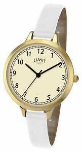 【送料無料】 腕時計 6230limit ladies white classic 6230 watch