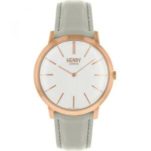 【送料無料】 腕時計 ヘンリーロンドンヘントローズウォッチhl40s0290hlnphenry london gents rose gold plated watch hl40s0290hlnp