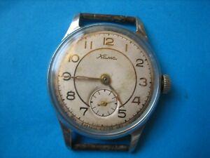 【送料無料】 腕時計 2q1957ロシアkama chchz 17jussrrare 2q1957 russian kama chchz 17 j wrist watch ussr