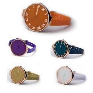 【送料無料】 腕時計 レディースフープローマゴールドローズシリコンカラーレディーwomens wristwatch hoops glam l romans gold rose silicone coloured lady