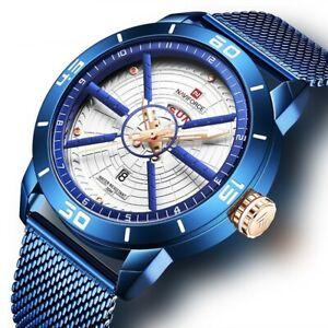 【送料無料】 腕時計 クオーツステンレスmen watch quartz date stainless steel material waterproof luxury wrist watches