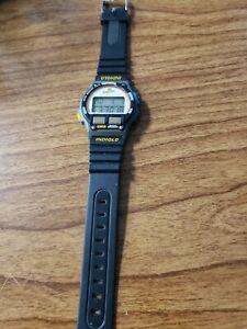 【送料無料】 腕時計 ビンテージラップストップウォッチバッテリーvintage timex indiglo, 100m 8 lap stopwatch, wrist watch battery 514runs