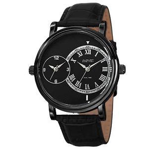 【送料無料】 腕時計 シュタイナーメンズaugust steiner mens classsic as8146bk wrist watch
