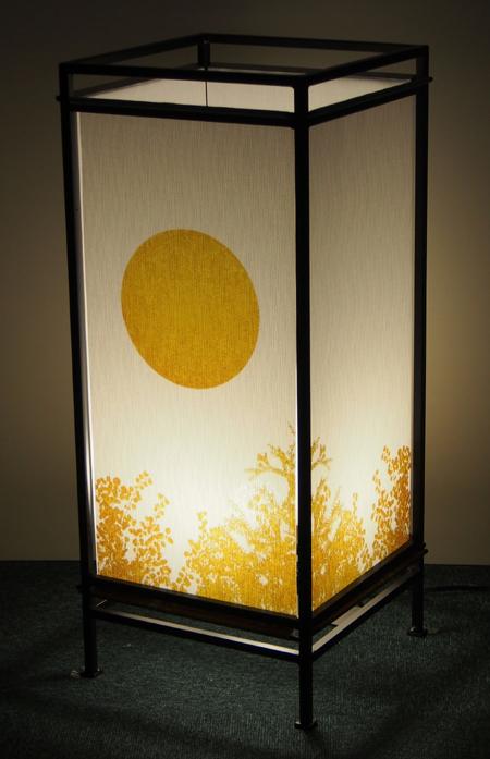 フロアーランプ ともしび W004 和風スタンド 和のインテリア 行灯 日本製