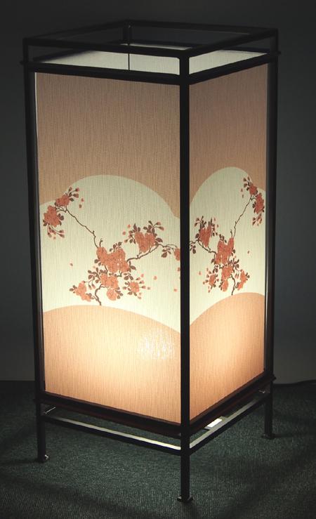 フロアーランプ ともしび W010 和風スタンド 行灯 和の照明器具 日本製