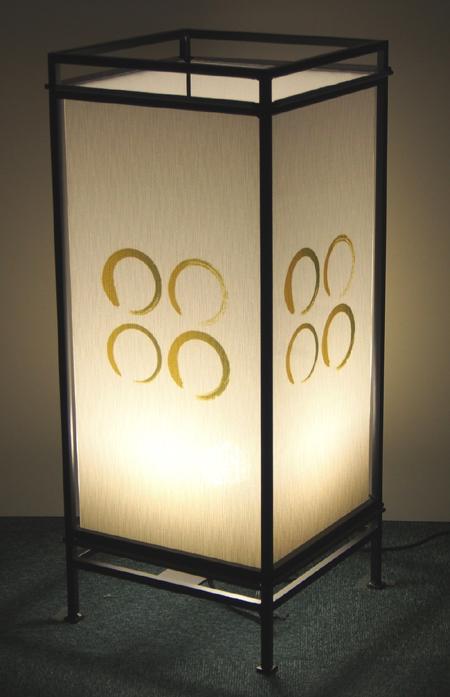フロアーランプ ともしび W018 和風スタンド 和のインテリア 行灯 日本製