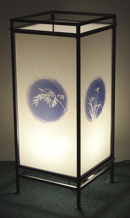 フロアーランプ ともしび W026 和風スタンド 和のインテリア 行灯 日本製