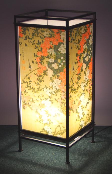フロアーランプ ともしび W034 和風スタンド 和のインテリア 行灯 日本製