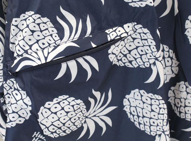 Hawaiian miscellaneous goods / Hawaii miscellaneous goods Hawaii Ann / rain poncho (pineapple) stylish rain outfit pretty Hawaiian miscellaneous goods Hawaiian souvenir Hawaiian Ann interior 10P03Sep16