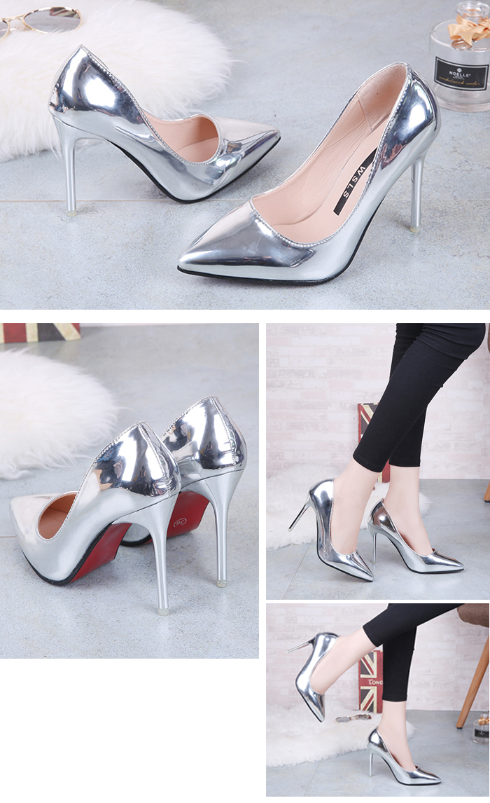 ★7COLOR ★ popularity beautiful leg beauty line legendary man with long legs heel shoes ★ holyholy that lam shoes heel pin heel Lady's mode Schick has