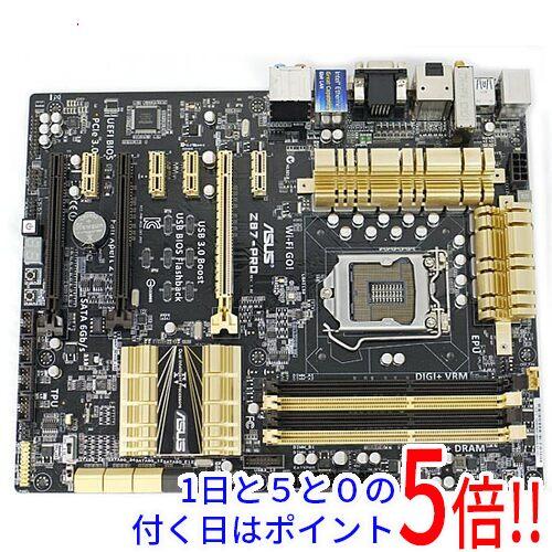 【中古】ASUS製 ATXマザーボード Z87-PRO LGA1150