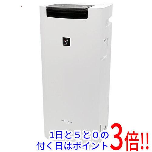 【新品訳あり(箱きず・やぶれ)】 SHARP 加湿空気清浄機 プラズマクラスター25000搭載 KI-JS40-W ホワイト
